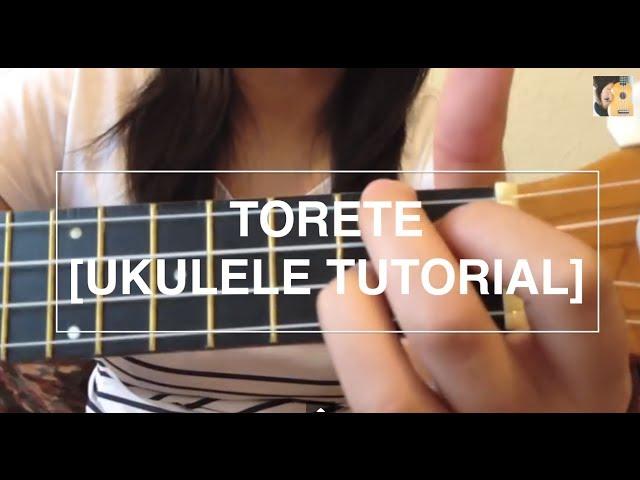 Torete - Moonstar88 (Ukulele Tutorial) Chords - Chordify