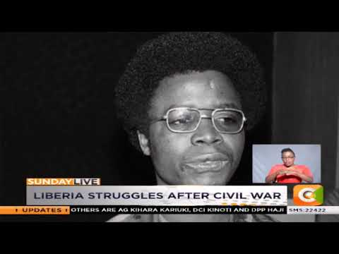 | LIBERIA SWEET LAND OF LIBERTY | Liberia struggles after ci