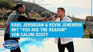 Duett 03: Karl Jeroboan & Kevin Jenewein mit