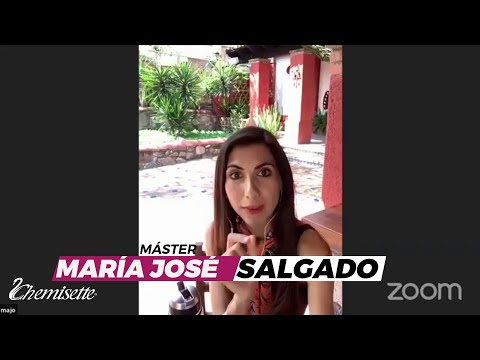 María José Salgado, Máster Chemisette
