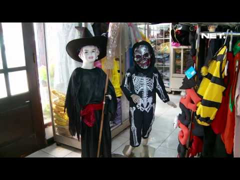 NET12 -- Sewa Kostum Pesta Halloween di Jakarta