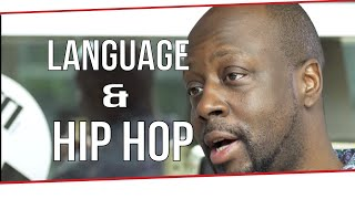 HIP HOP TAUGHT ME ENGLISH | Wyclef Jean on London Real - Fugees
