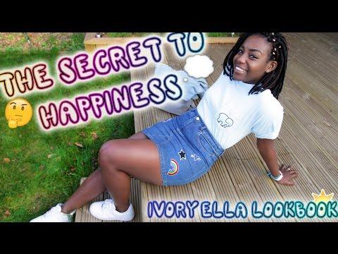 THE SECRET TO HAPPINESS | Scola X Ivory Ella