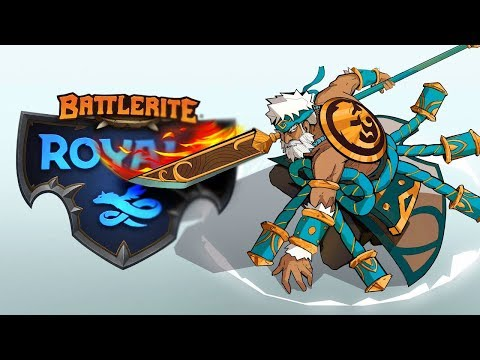 видео: Супер дед уничтожает игру // battlerite royale #4