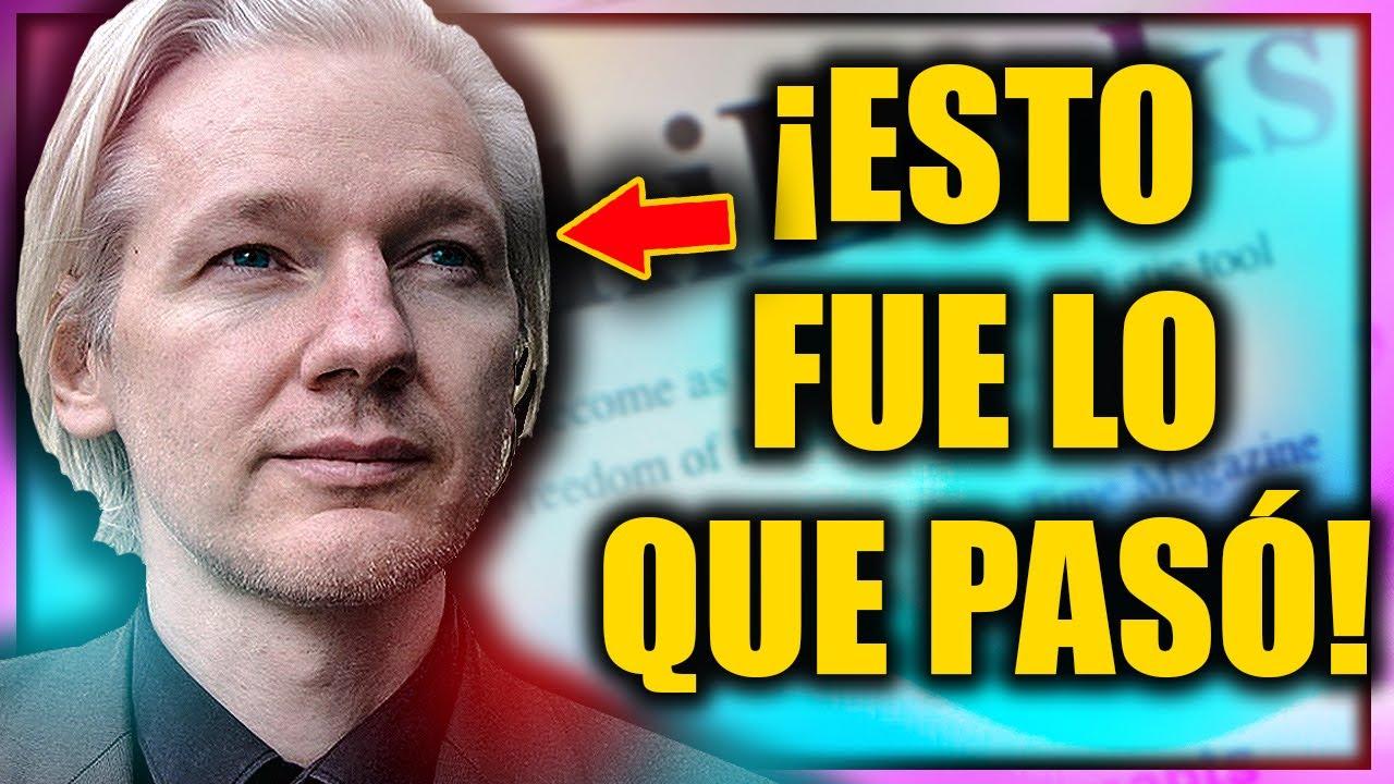 ⚖️ Julian Assange enemigo del gobierno es inocente | Aparece Testigo Clave a favor de Wikileaks 🔓