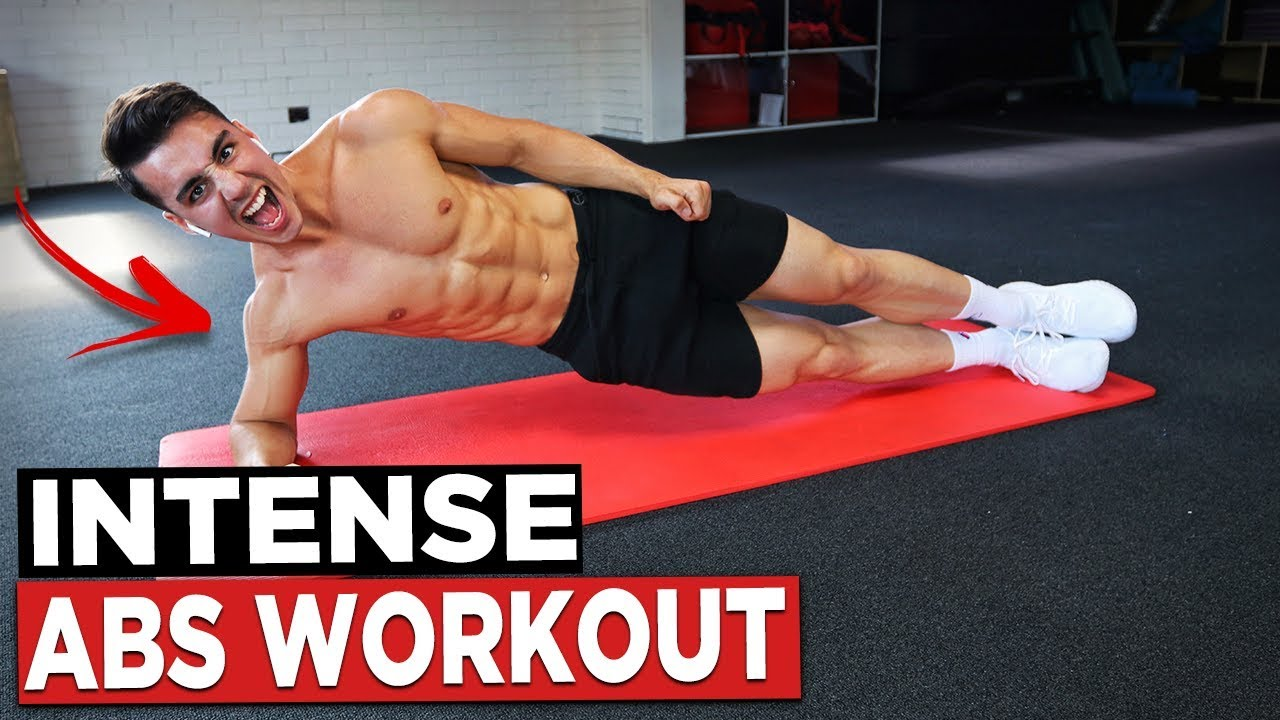 10 Minute Home Ab Workout 6 Pack Guaranteed Youtube