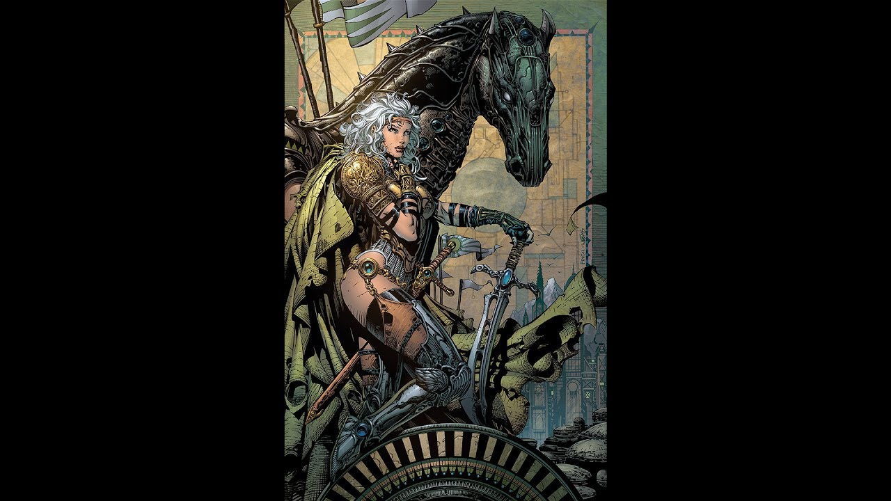 comic book coloring with steve firchow - Comic Book Coloring