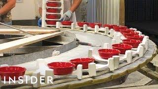 How Fiesta Dinnerware Is Made