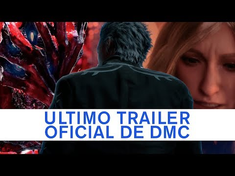 Ultimo Trailer de Devil May Cry 5 - O mito voltou!! thumbnail