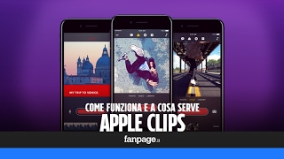 """Apple Clips disponibile in Italia: come funziona (e a cosa serve) l'app per creare video """"social"""""""