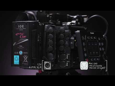 Canon EOS C700 Before The Prep: Power Management