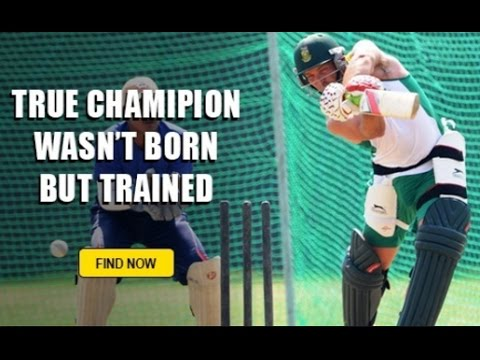 Cricket Coaching Tips - Batting Tips - Cricket Training Video