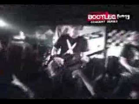 Strung Out en vivo 2006 Caracas Venezuela