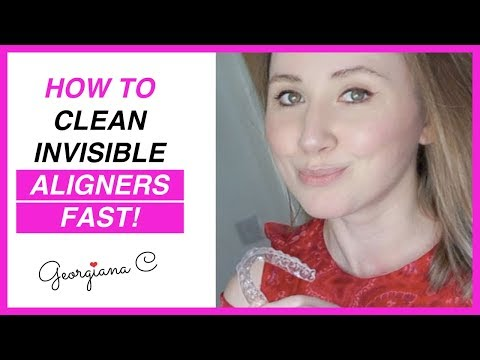 Invisible Braces: How To Clean Your Aligners Fast (2019 Edition)