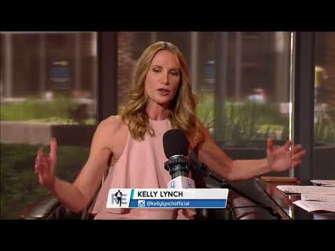 Actress Kelly Lynch on Growing Up in Minnesota & Liking The Vikings | The Rich Eisen Show | 8/16/17