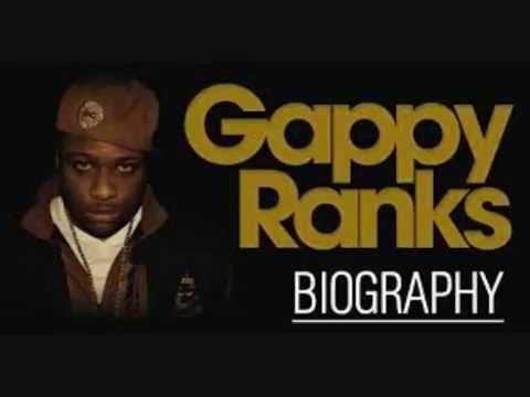 GAPPY RANKS MIX TAPE 2014