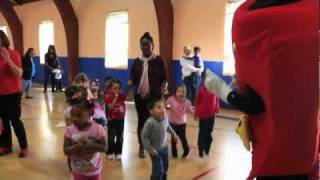 Valentine's Day Dance Party @ Precious Lamb Preschool!
