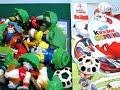 Many Toys Kinder Surprise Set 2008 Magic Sport 2 Киндер Сюрприз Футболисты на русском языке
