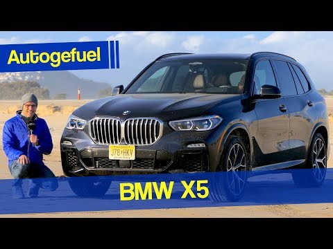 BMW X5 REVIEW 2020 - Autogefuel