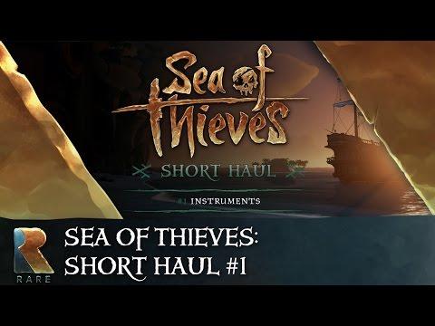 Разработчики Sea of Thieves рассказали о музыкальных инструментах в игре
