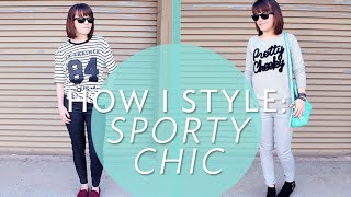 HOW I STYLE: Athletic Wear | Broke But Bougie