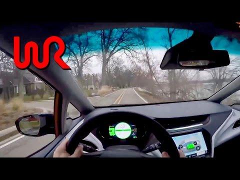 2017 Chevrolet Bolt EV - POV Test Drive (Binaural Audio)