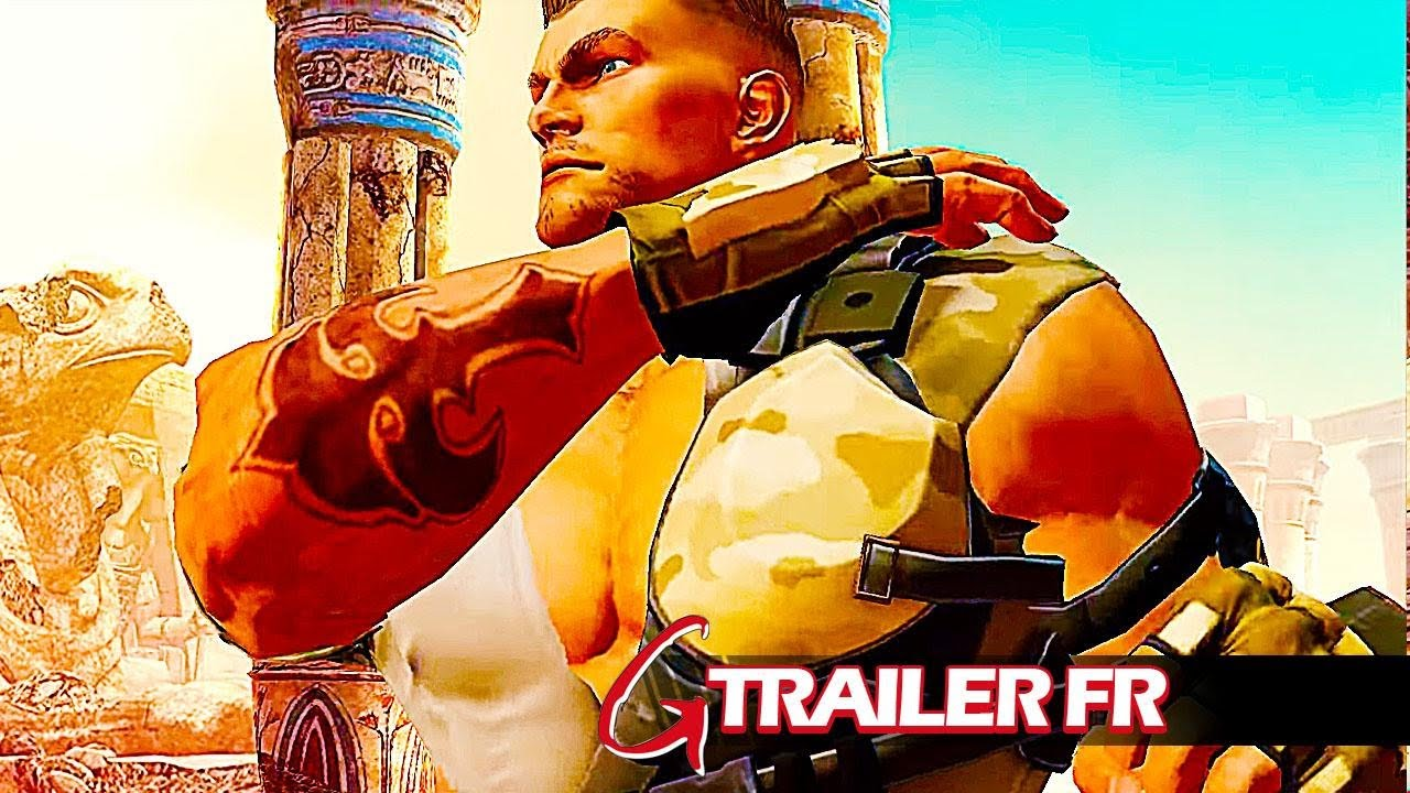 Tekken Mobile Character Reveal Trailer Ios Android