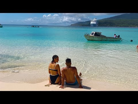 MYSTERY ISLAND, VANUATU | EXPLORER OF THE SEAS SOUTH PACIFIC CRUISE TRAVEL VLOG