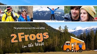 2 FROGS IN THE WEST - Trailer