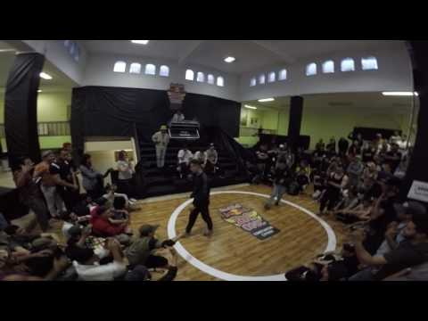 Final / Fianso Vs Vegeta / Red Bull Bc One Cypher / Constantine / 2017