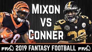 Tough Draft Day Choices - 2019 Fantasy Football