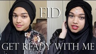 EID Get Ready With Me Thumbnail