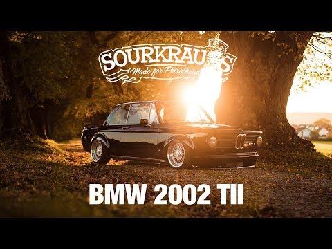 Einer Der Schönsten BMW 2002 TII / Sourkrauts / Engl.subs.