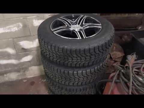 Firestone Winterforce Tire Review