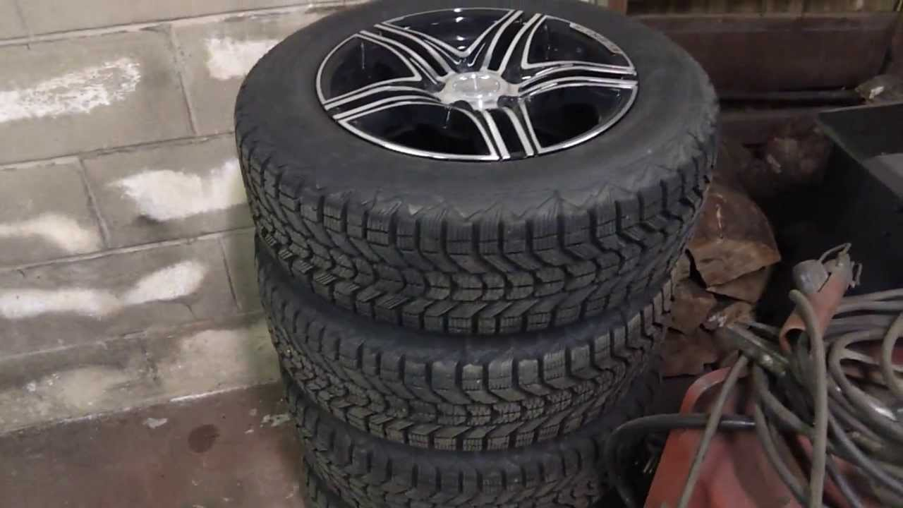 Firestone Winterforce Tires >> Firestone Winterforce Tire Review - YouTube