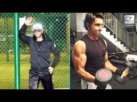 Ranveer Singh's INTENSE Training For Kapil Dev Biopic '83' | LehrenTV Mp3
