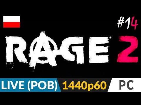 RAGE 2 PL 🔫 #14 (odc.14 Live - poboczne) 💣 Ostatnia broń i wieża na 10 poziomie thumbnail