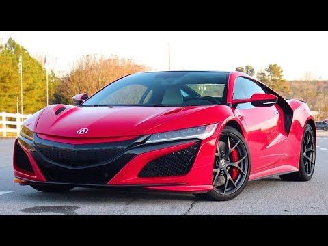 Is Honda's DNA really in the new NSX?