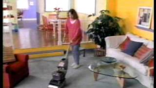 Hoover Vacuum Commercial 1996