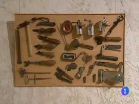 Exposici n antiguos utensilios de cocina youtube for Utensilios antiguos de cocina
