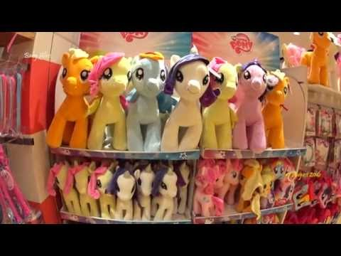 Several kid toys at KL Sogo shopping mall (17 August 2016)