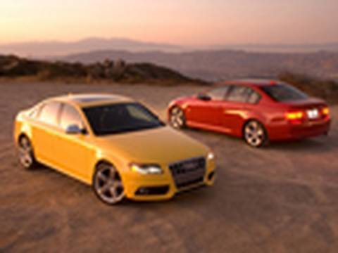 2010 audi s4 vs 2009 bmw 335i audi smokes bmw. Black Bedroom Furniture Sets. Home Design Ideas