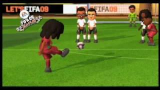 FIFA 09 - Wii All-Play - Free Kicks