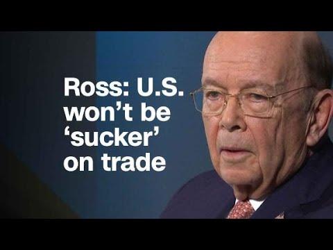 Wilbur Ross: America wont be a sucker o...
