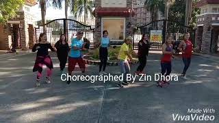 Todavia Te Quiero By Thalia Choreographed by Yours Truly (Danze Zpectrum Fam)