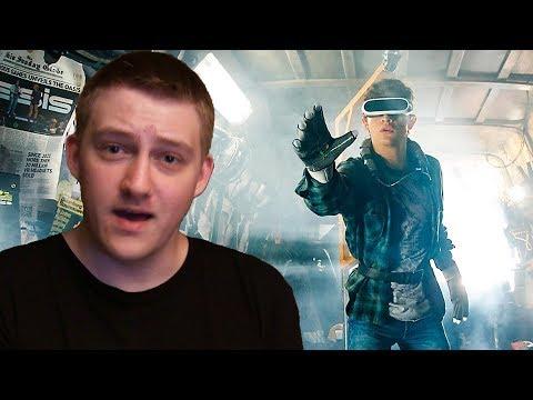 Ready Player One Trailer Reaction - Steven Spielberg Movie