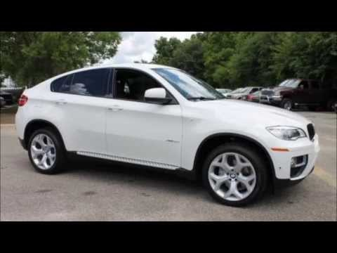 2014 BMW X6 For Export White Color - YouTube
