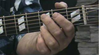 Guitar Lesson 3 of 6 Hard Time Killing Floor Blues