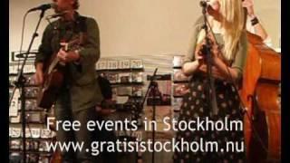Bo Sundström & Frida Öhrn - Som Ett Blommande Mandelträd, Live at Bengans Stockholm 2(5)