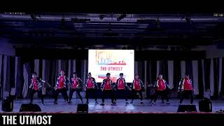 THE UTMOST | Philippine Dance Cup Year 2 | 2018